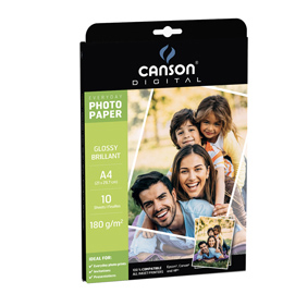 CARTA-INKJET-A4-180GR-10FG-PHOTO-GLOSSY-EVERYDAY-CANSON