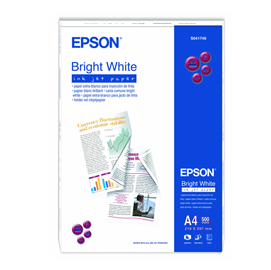 CARTA-CARTA-BRIGHT-WHITE-500fg-90gr-210x297mm-A4-FRONTE/RETRO-EPSON