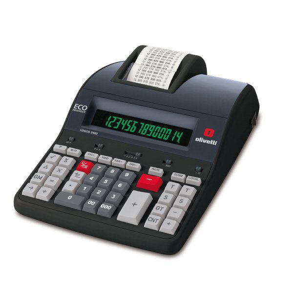 pz.1 Calcolatrice scriv. Logos 914T  B58